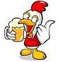 4 Polli al bar